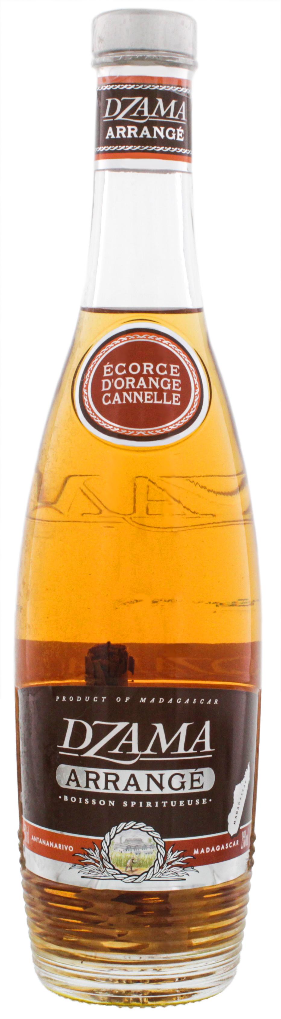 Dzama Arrange Ecorce dOrange Cannelle 0,5L