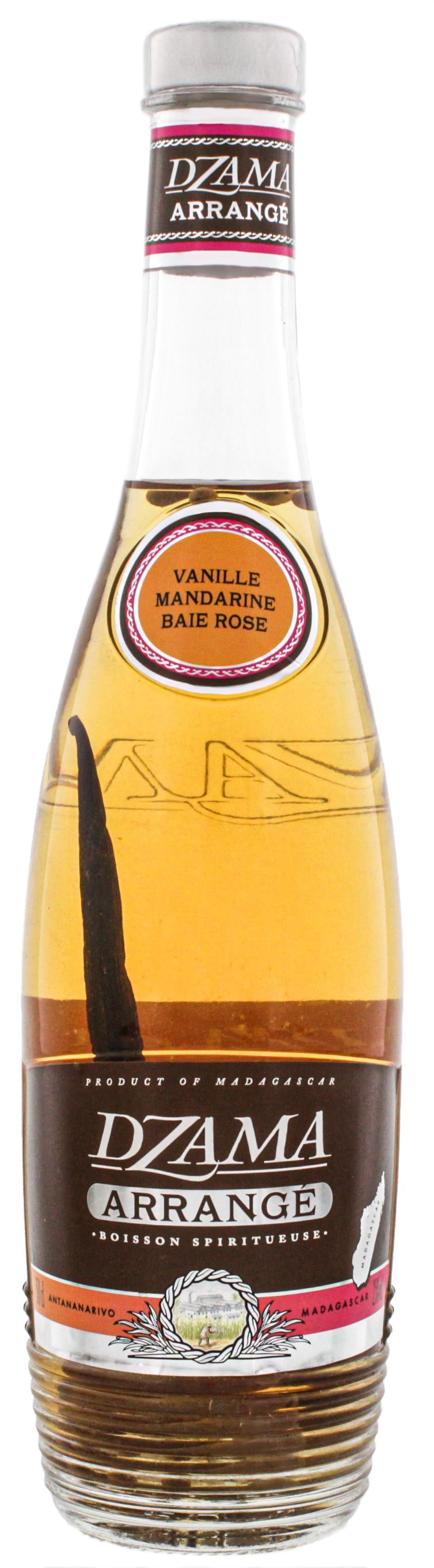 Dzama Arrange Vanille Mandarine Baie Rose 0,5L