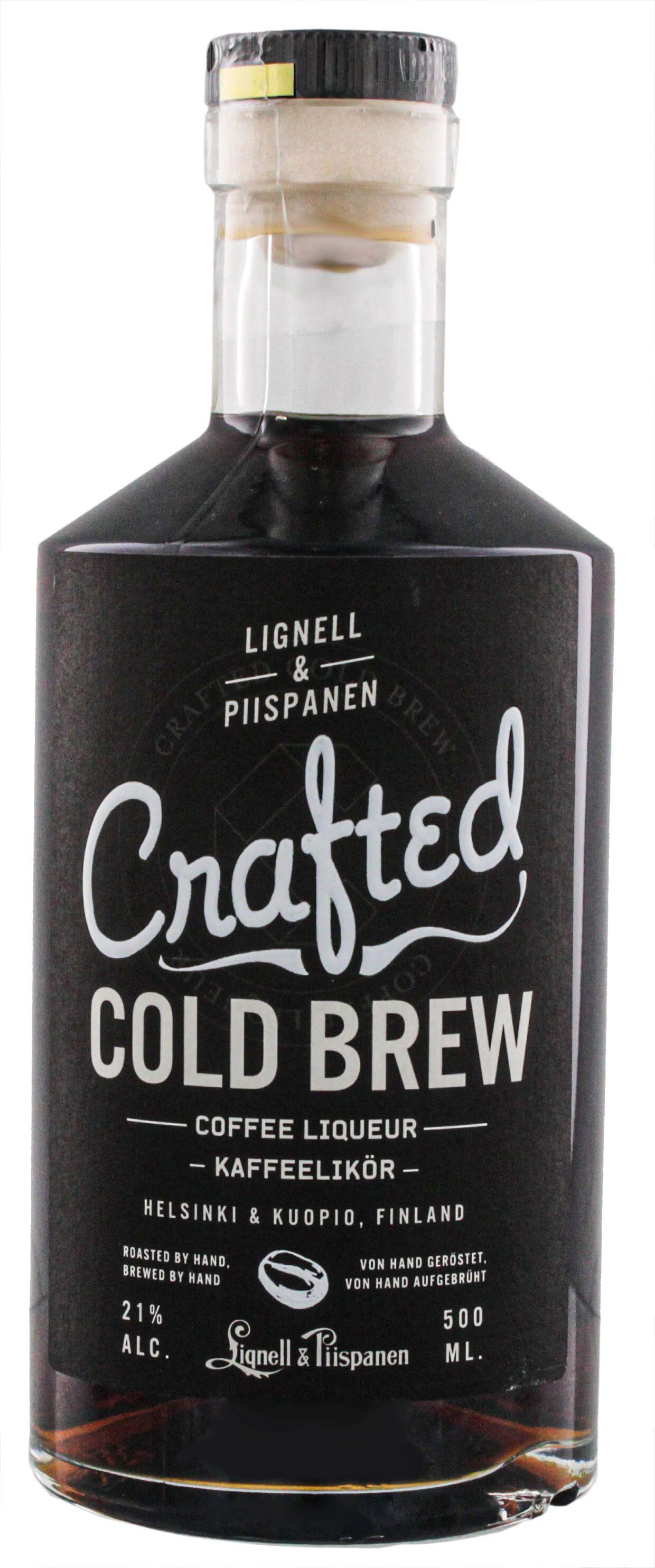 L&P Crafted Cold Brew Coffee Liqueur 0,5L