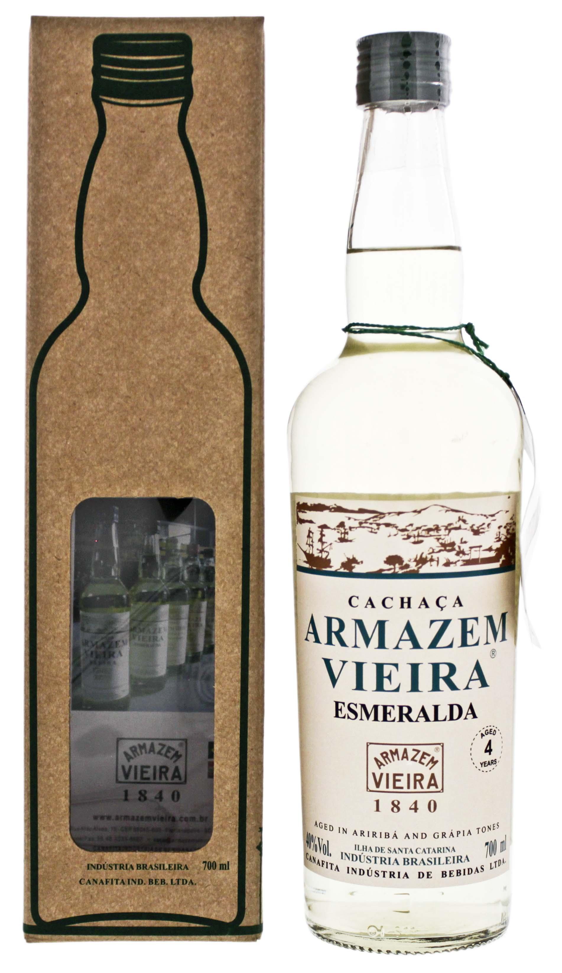 Armazem Vieira Esmeralda 0,7L