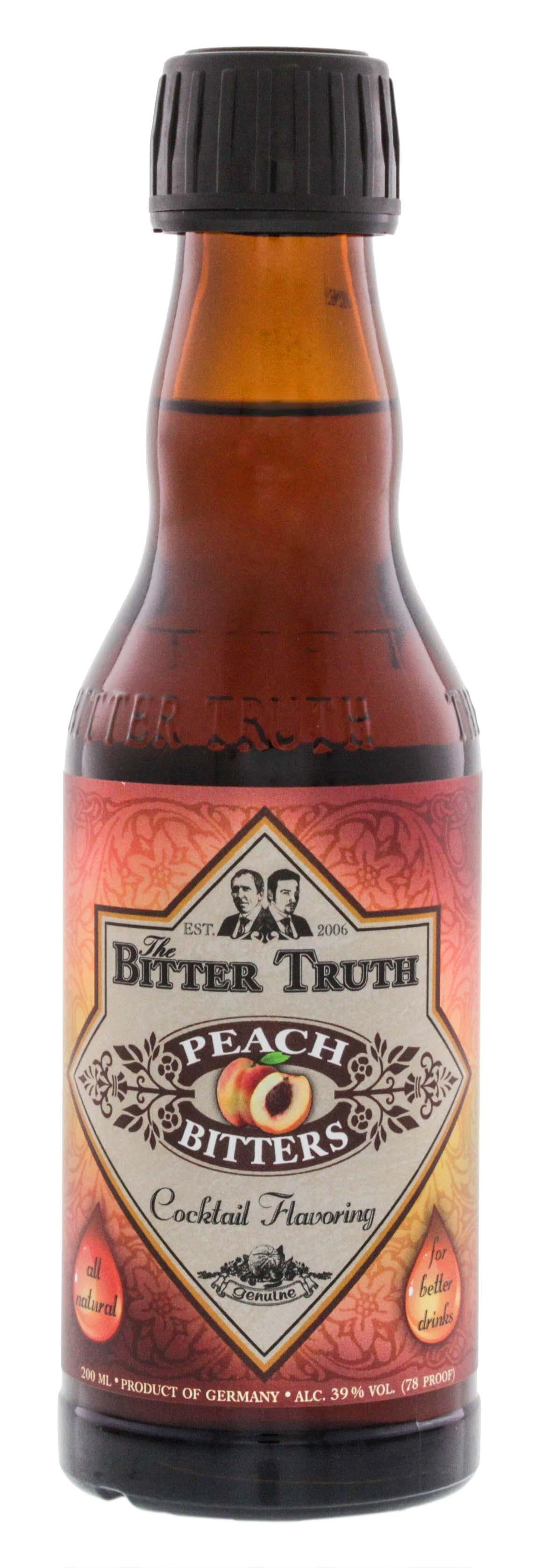 The Bitter Truth Peach Bitters 0,2L