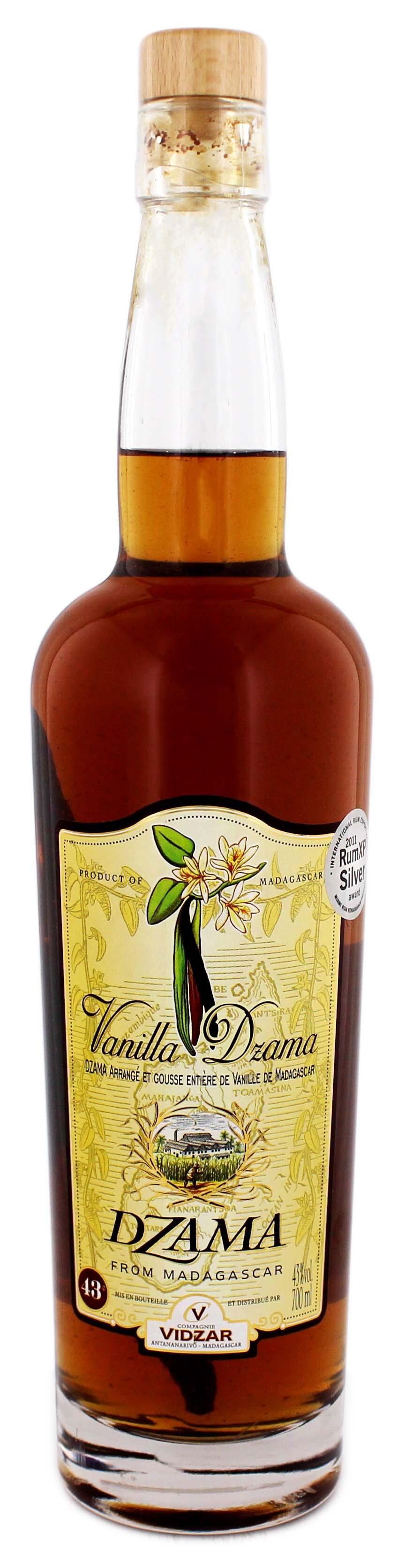 Dzama Vieux Vanilla 0,7L