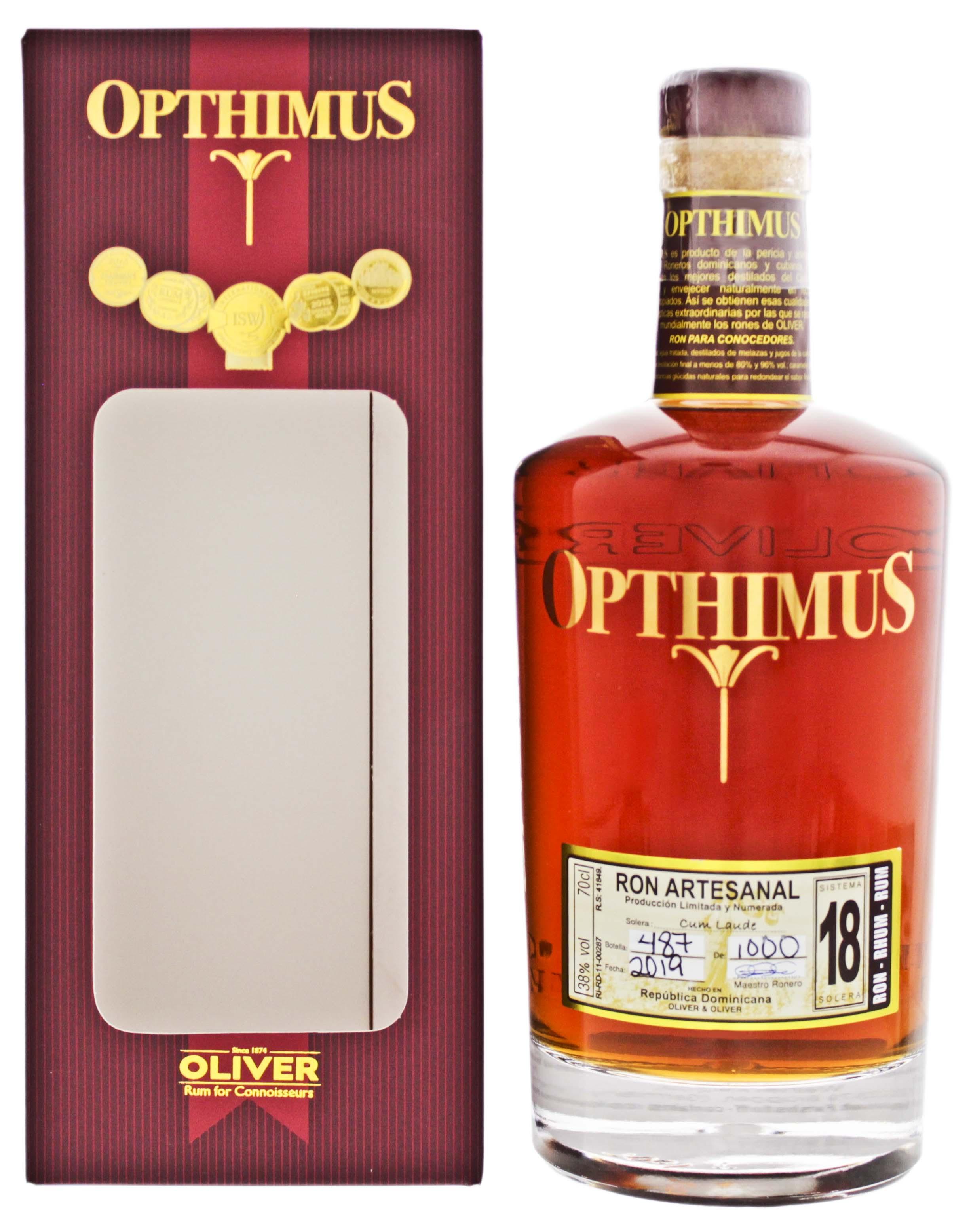 Opthimus 18YO 0,7L