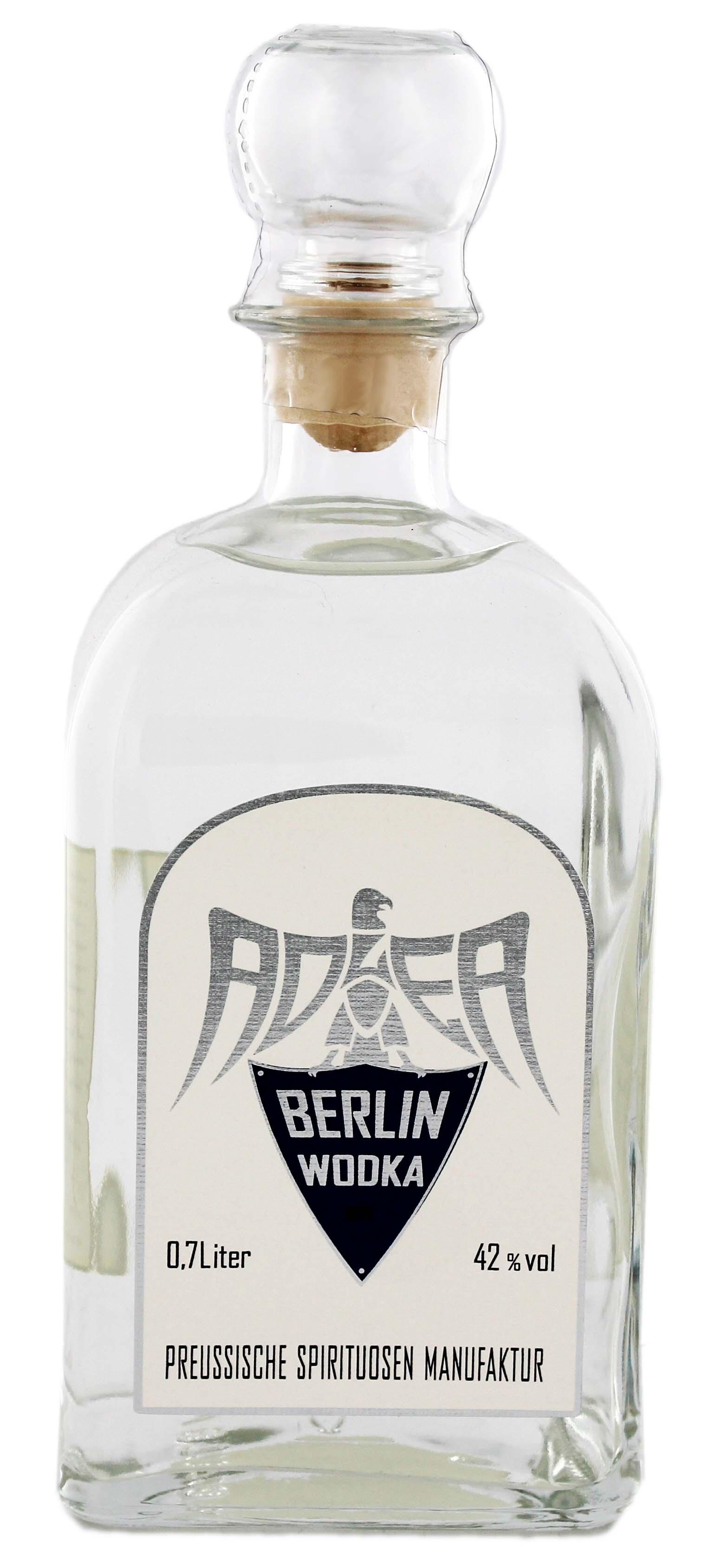 Adler Berlin Wodka 0,7L