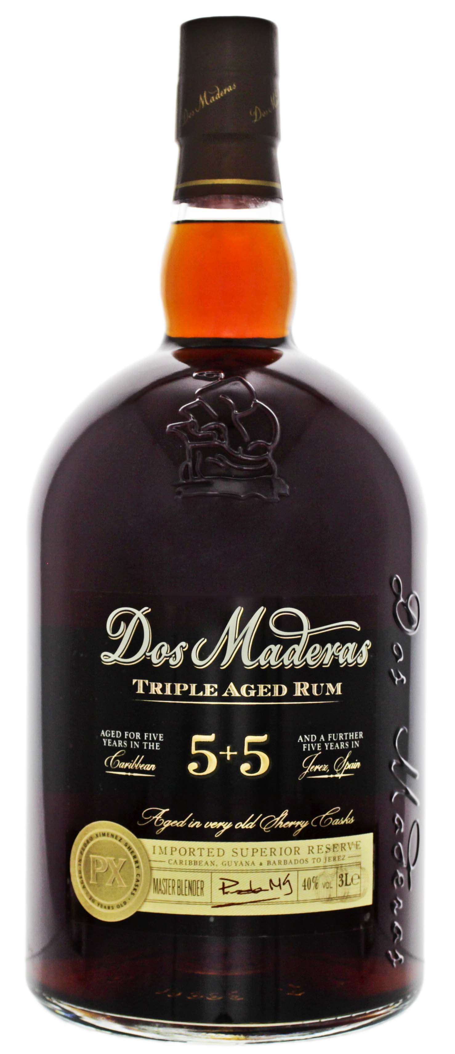 Dos Maderas PX Triple Aged 5+5 3,0L