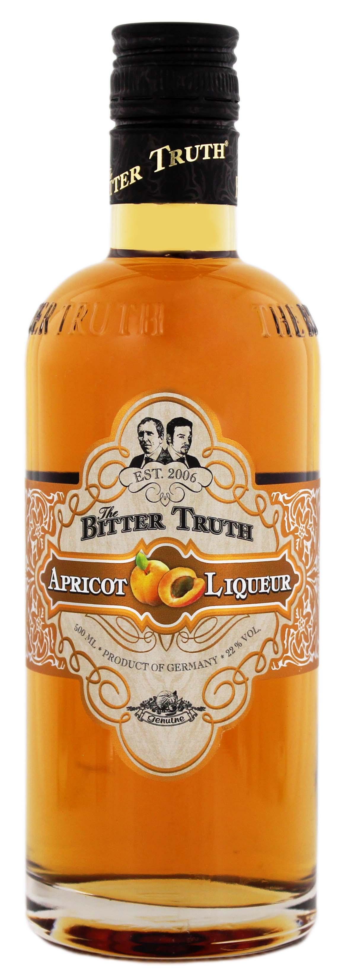 The Bitter Truth Apricot Liqueur 0,5L