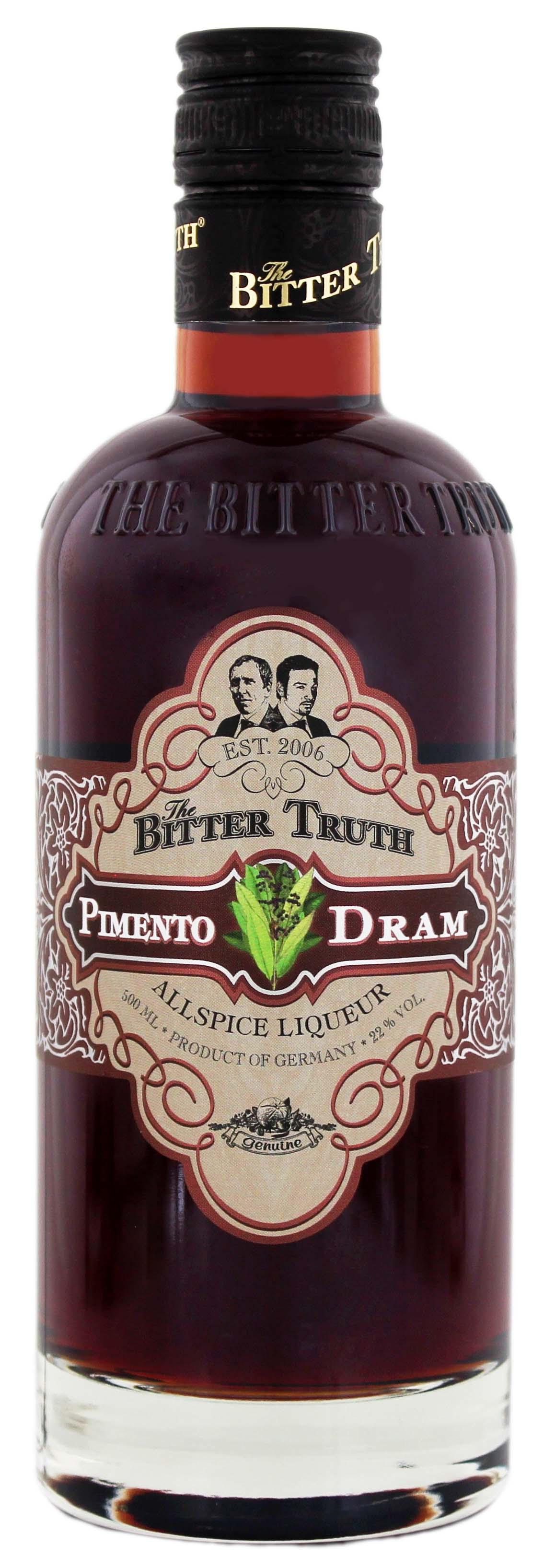 The Bitter Truth Pimento Dram 0,5L