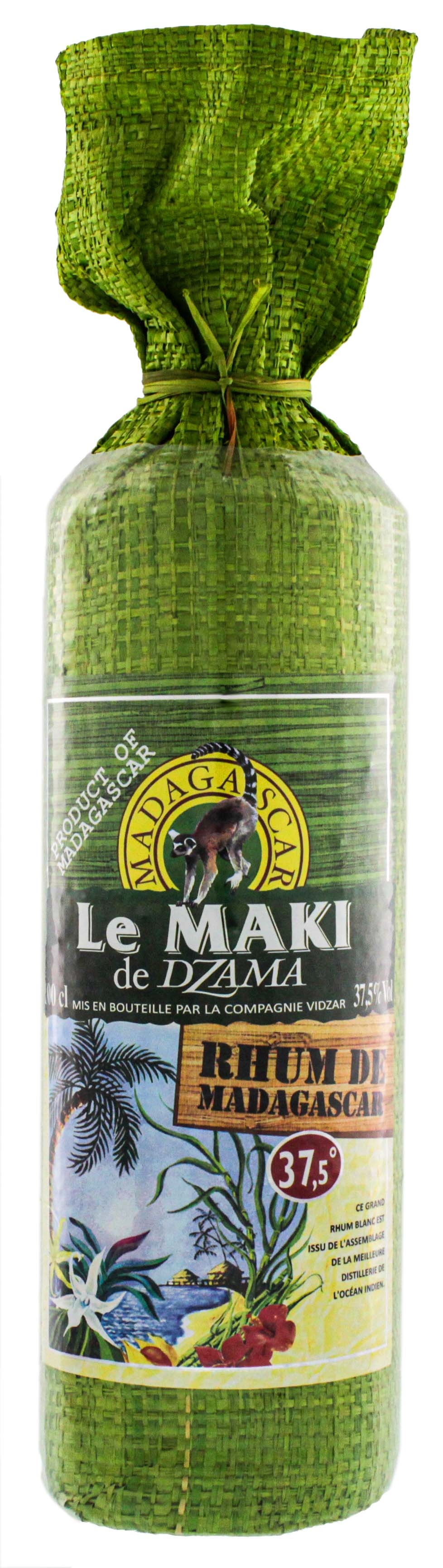 Dzama Maki L Authentique Blanc 1,0L