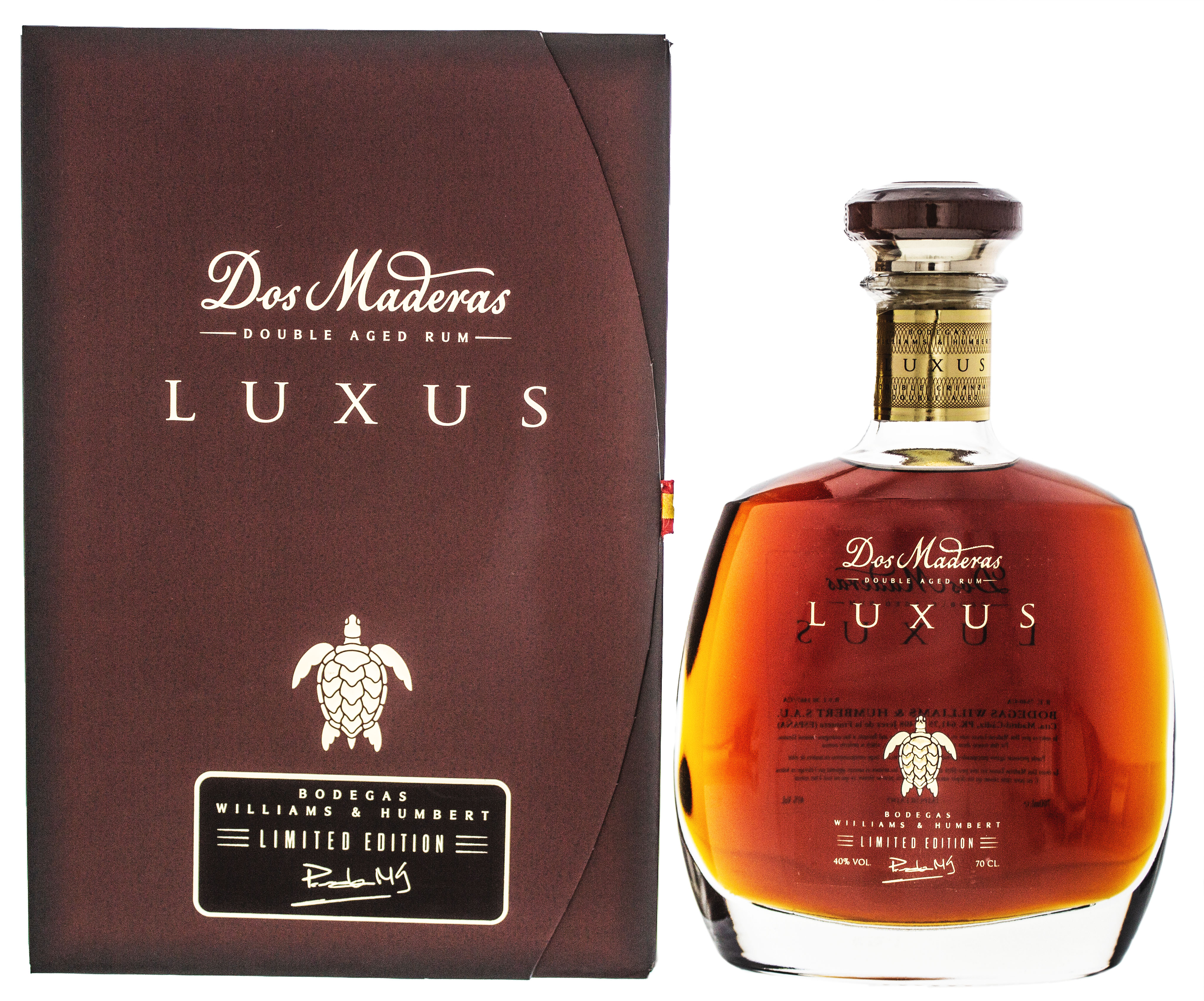 Dos Maderas Luxus 0,7L