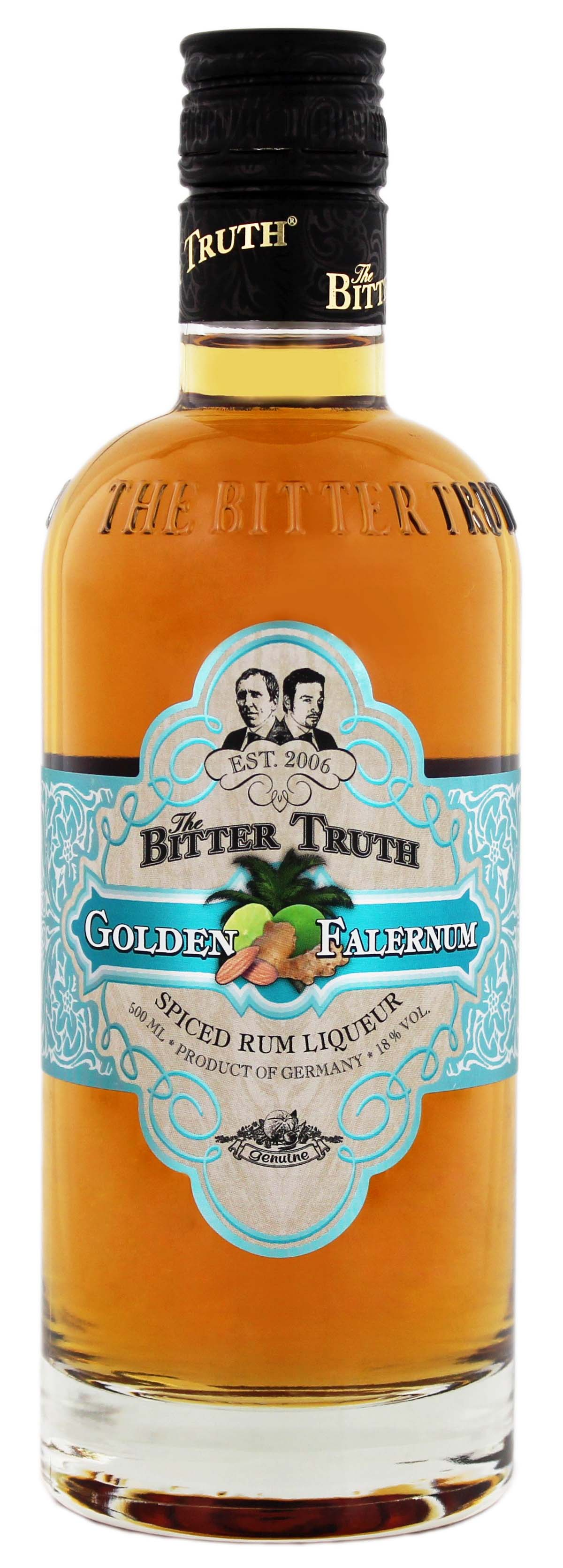 The Bitter Truth Golden Falernum 0,5L